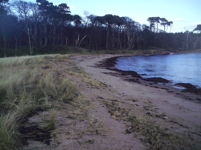 Sandy Beach, Tyninghame Sands