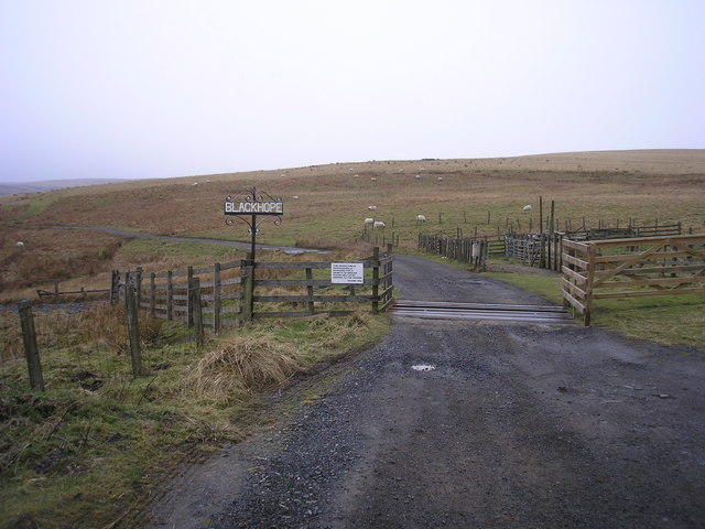 The Track to Gladhouse Reservoir