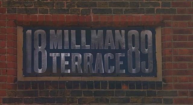 Millman Terrace, Tottenham Lane, Hornsey