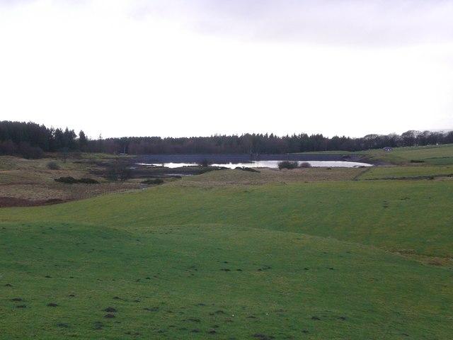 Cocksburn Reservoir