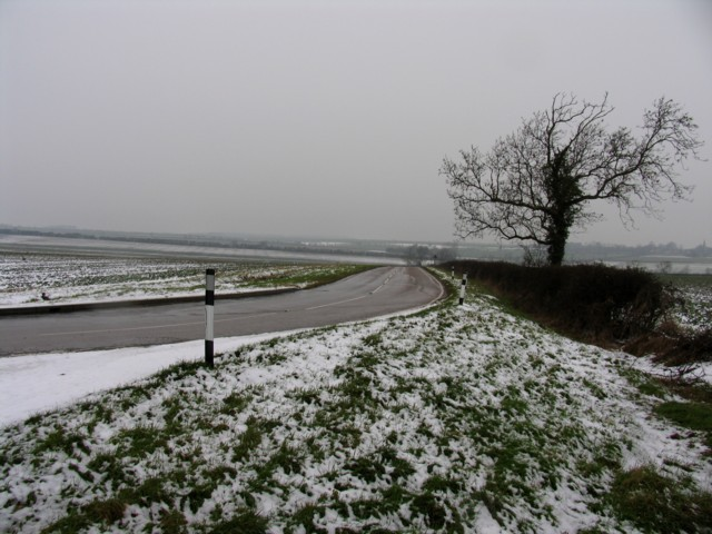 B660 towards Winwick