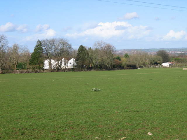 Houses near Queen Charlton