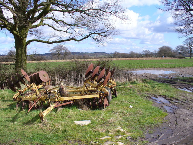 Plough near Kingsley