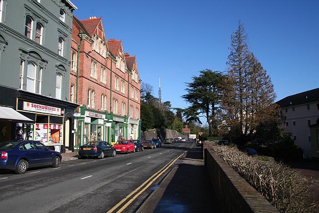 Worcester Road, Great Malvern
