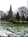 TL1080 : All Saints Winwick by Andrew Tatlow