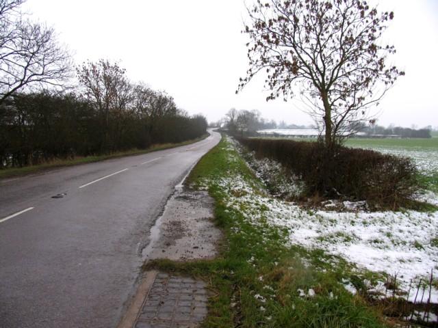 B660 towards Winwick