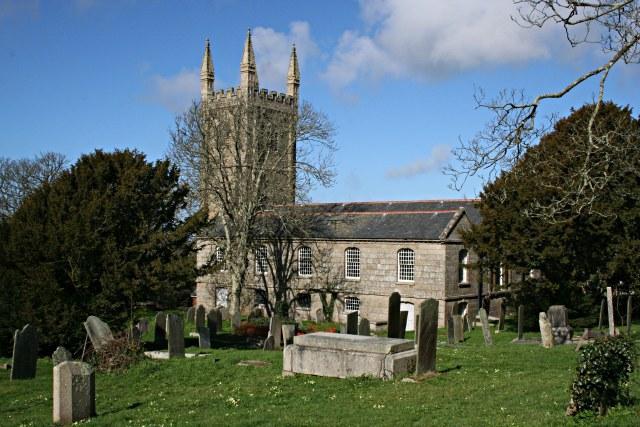 St Uny's Church