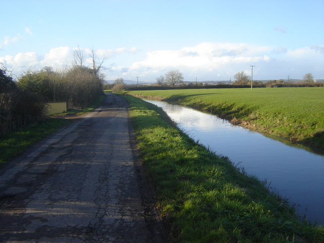 Drainage Ditch by Chapel Road, Goldcliff