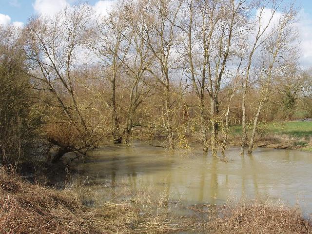Swollen River Cherwell