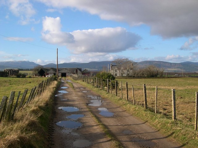 Wester Drumdyre Farm