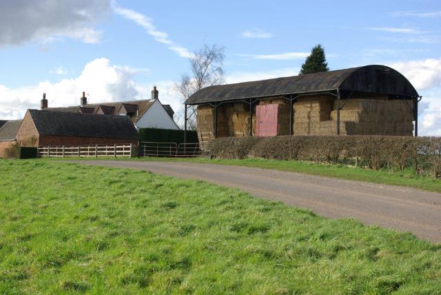 Cool Hill Farm, Sibson