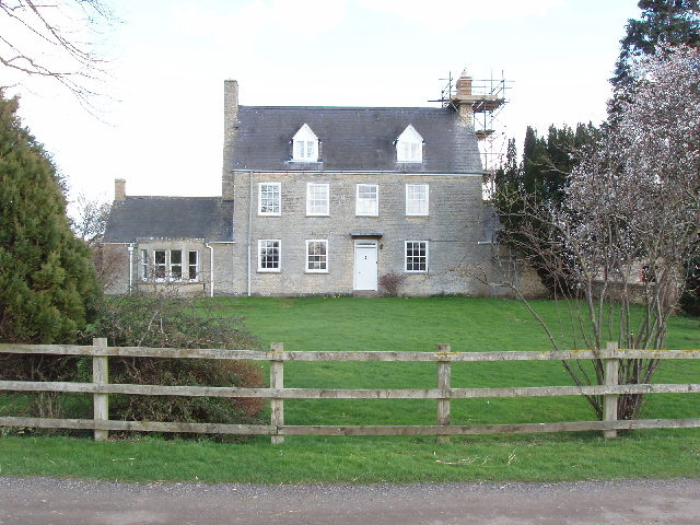 Middle Farm, Water Eaton