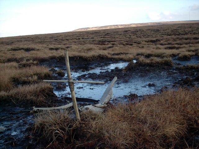 Westland Lysander V9403 Aircraft Wreckage