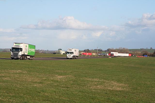 Ilton: Merryfield Airfield