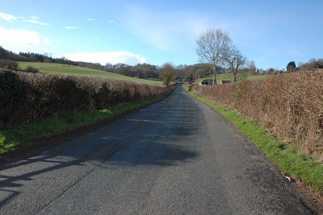 Road to Wormsley