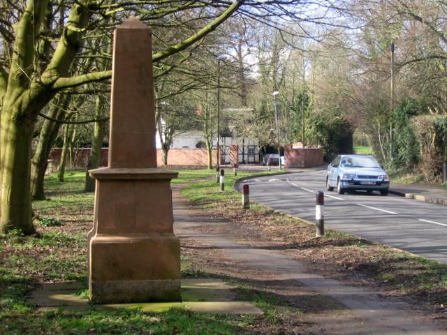 Monument near Coat of Arms bridge