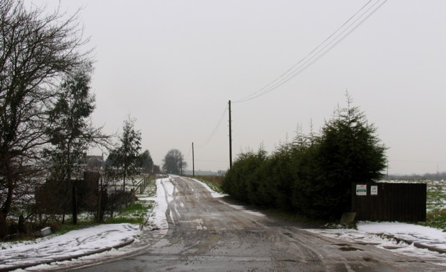 Track to Mill Farm