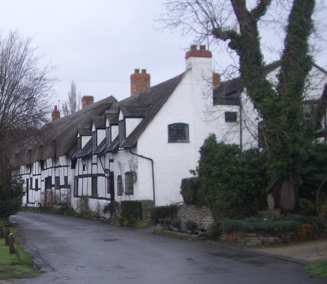 Shottery Cottages