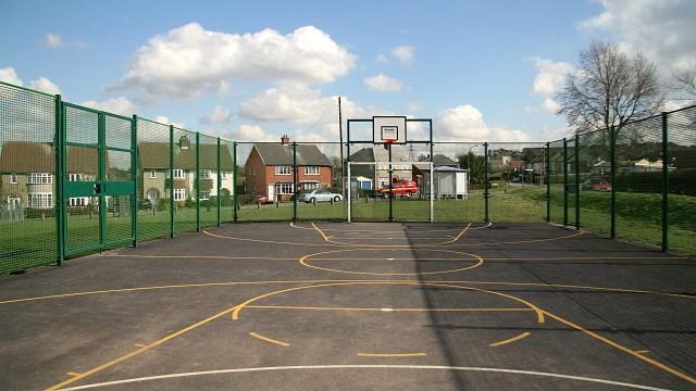 Ballgames Court