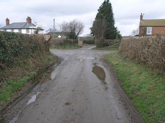 Not a Happy Road