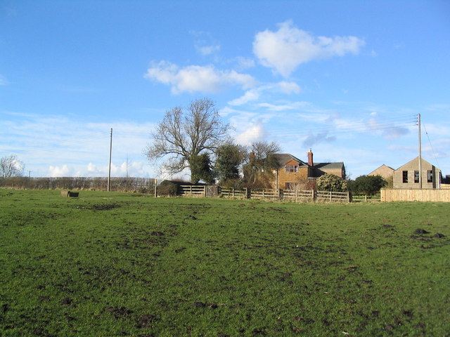 Windmill Lodge, near Knossington