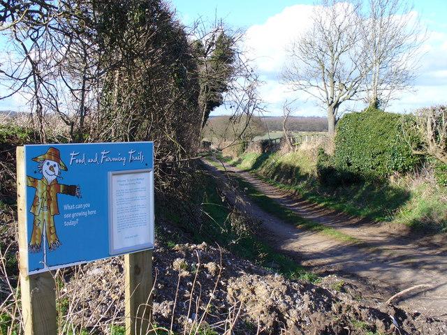 Farm Trail, Sleaford