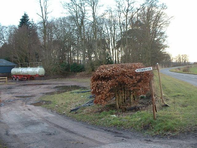 Viewbank Farm off A94 Coupar Angus