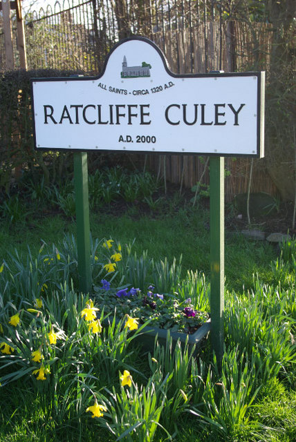 Ratcliffe Culey
