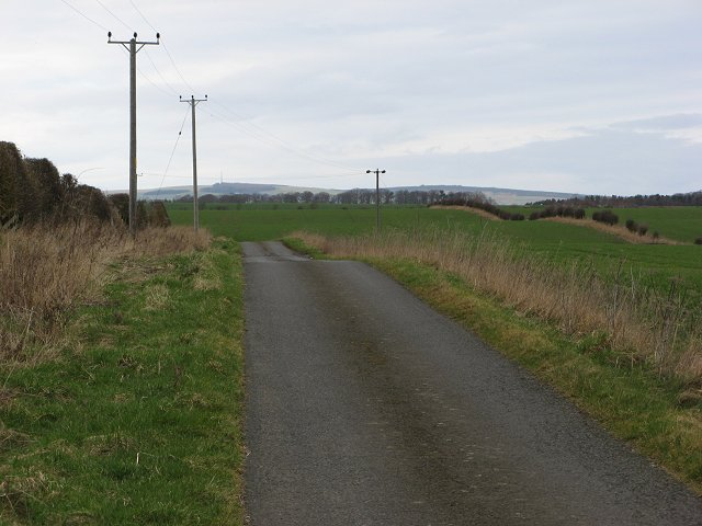 Road to Lochrig