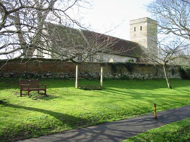 Monkton Church