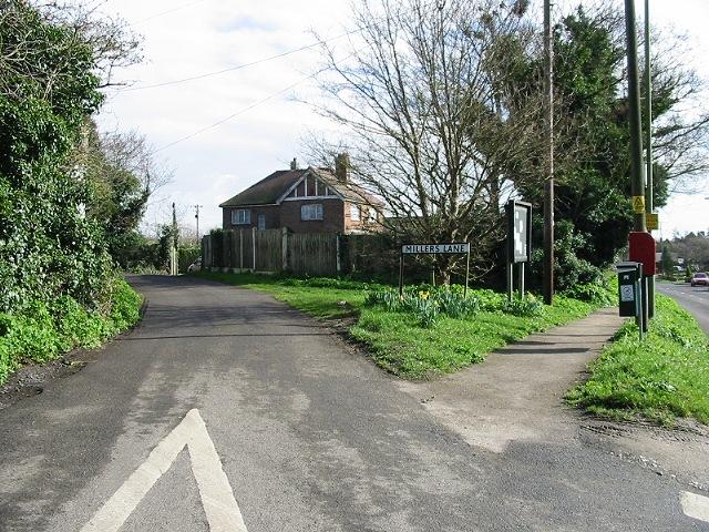 Millers Lane, Monkton