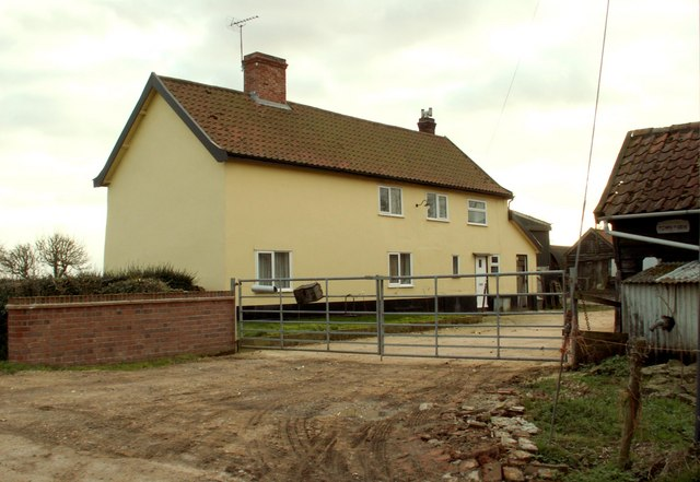 Farmhouse at Town Farm