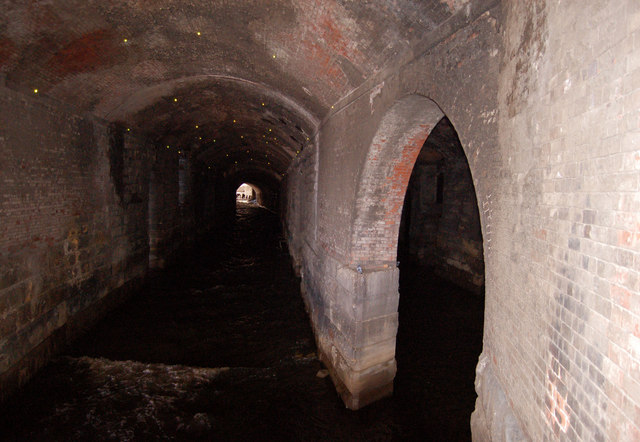 The Dark Arches
