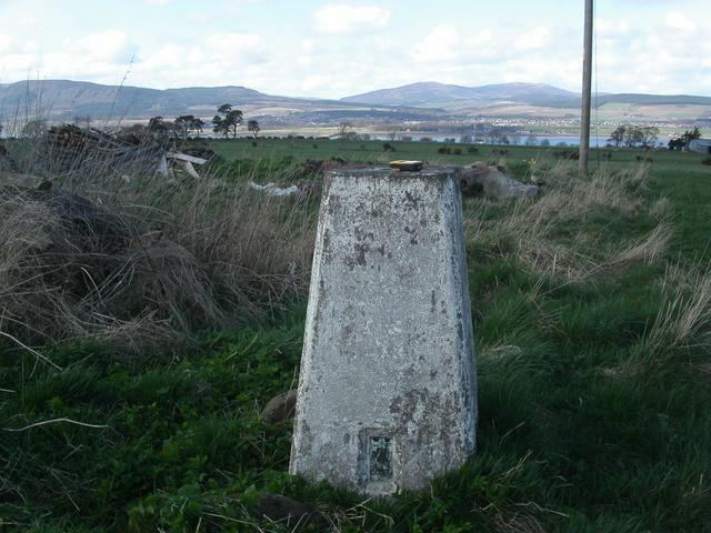 Ferryton trig point