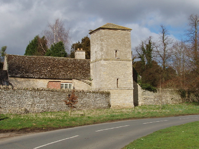 Tower at Woodeaton Manor