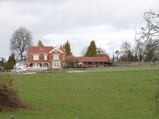 Home Farm, Woodeaton