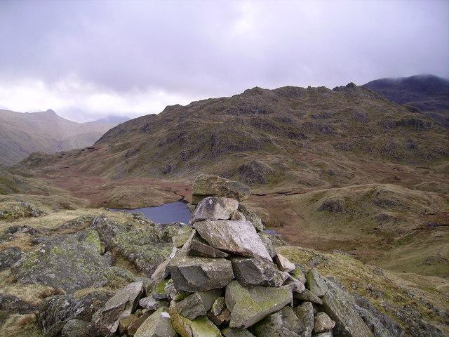 Summit Cairn, Bessyboot