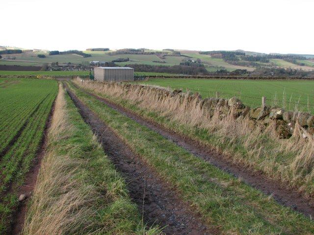 Bonnet Stane path