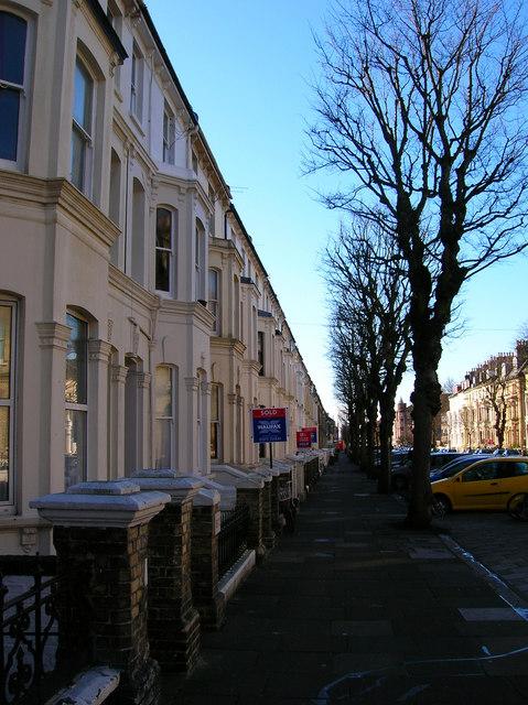 Tisbury Road