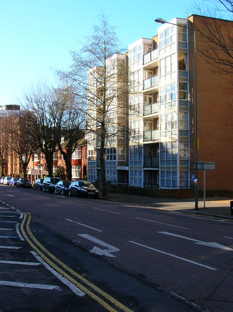 Copthorne Court, The Drive