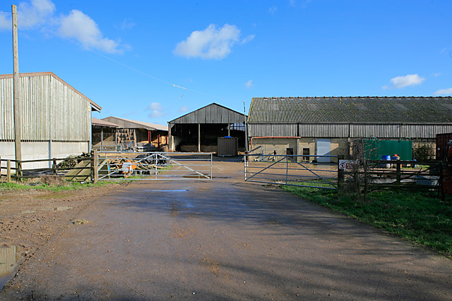 Farm Buildings at Church Lane Farm, Brown Candover