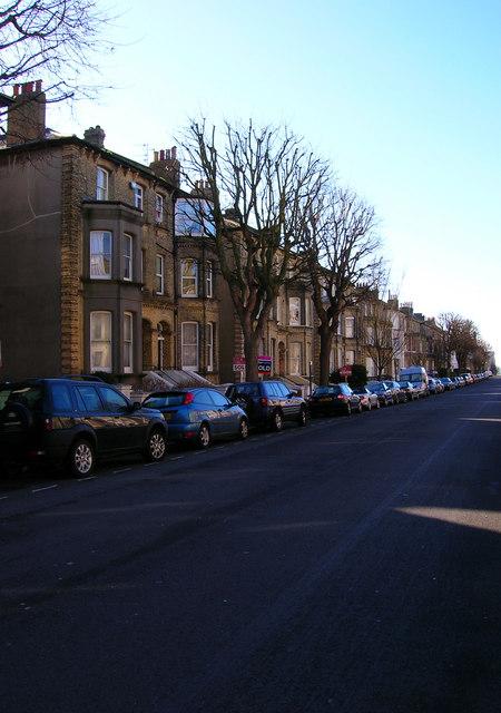 Selborne Road