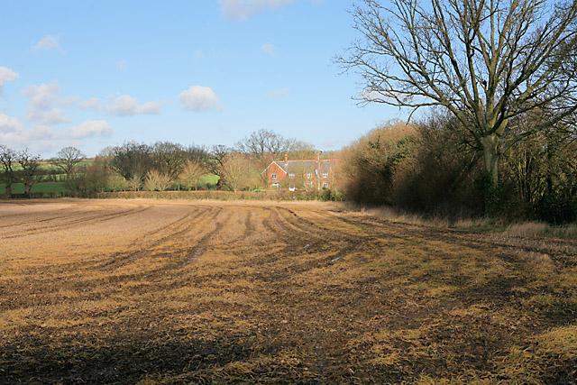 Lone Barn House