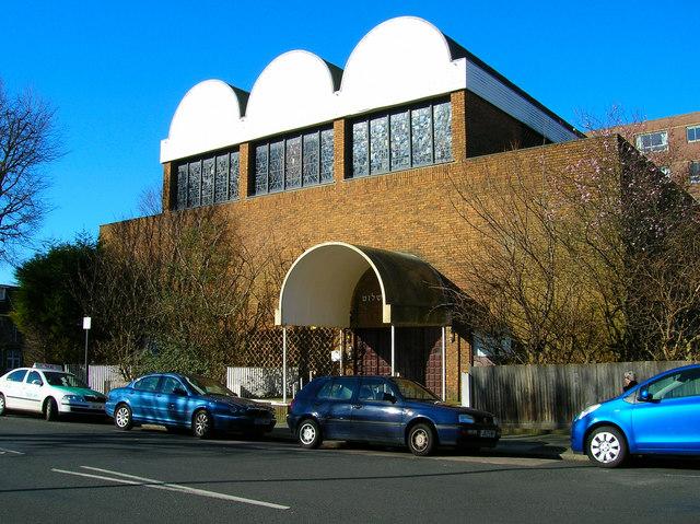 Brighton & Hove Reform Synagogue, Palmeira Avenue