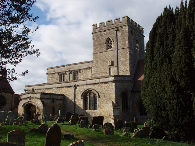 Church of St Mary, Beckley