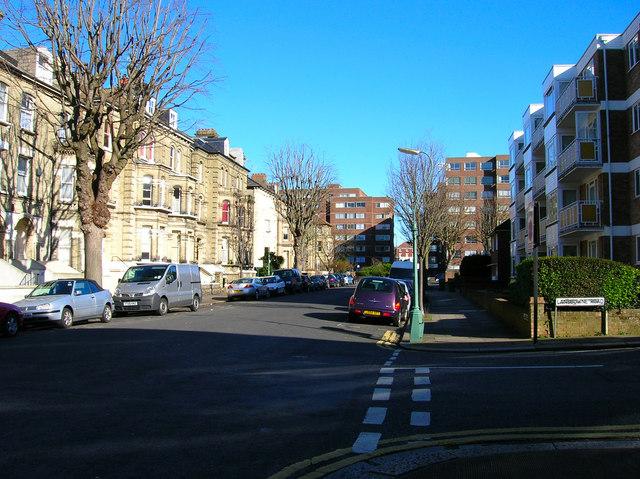 Salisbury Road