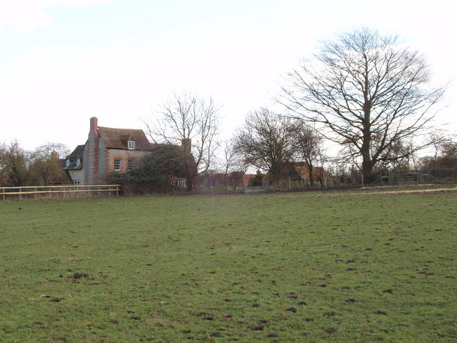 Upper Park Farm, Beckley