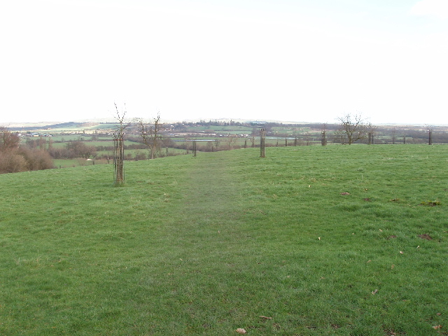 Oxfordshire Way footpath