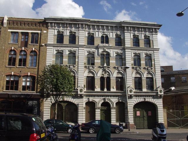 George Farmiloe's Factory