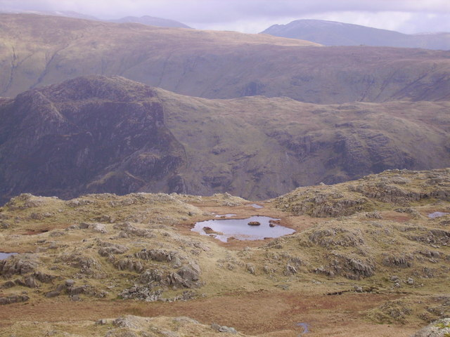 Tarn and Ridges